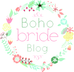 Boho Bride badge