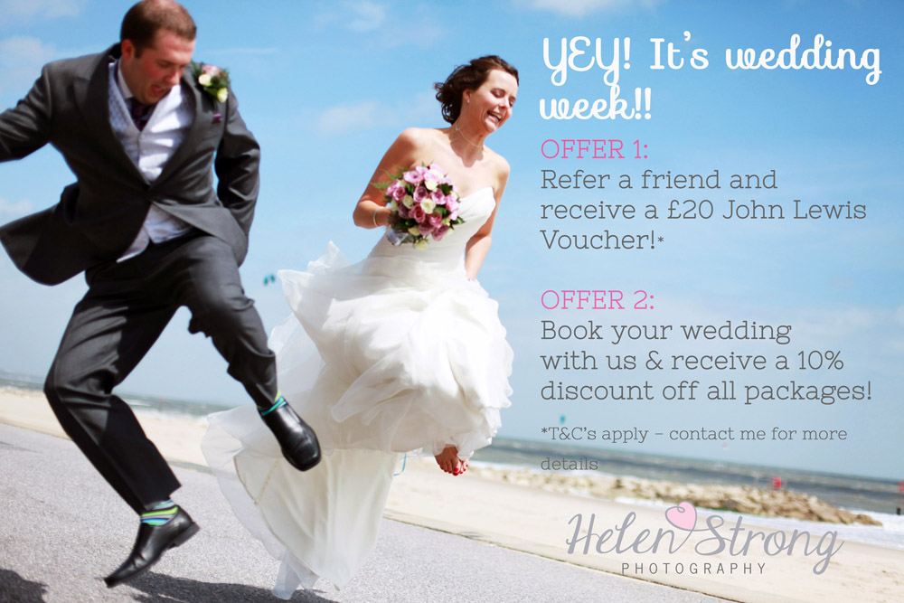 wedding photographer dorset special offer helen strong With wedding photography offers